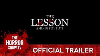 FrightFest Presents THE LESSON (Official Trailer)