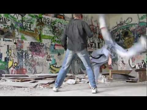 Dmitriy Melenevskiy - MMA Movie fight scene