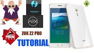 TUTORIAL- Zuk Z2 Pro - Desbloqueio, TWRP, Rom, Customizada, AEX