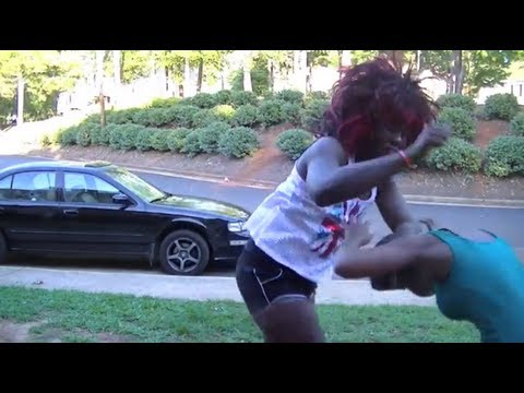 It s A Girl Fight.