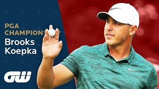 How I Beat Tiger Woods For the PGA Championship | Brooks Koepka | Golfing World