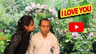 FUN BANGLA VIDEO - BANGLA FUNNY STORY - NEW BANGLA FUNNY VIDEO - I LOVE YOU - Dr.Lony