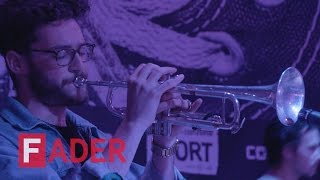 """Whitney, """"Golden Days"""" - Live at The FADER FORT Presented by Converse 2015"""