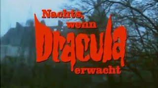 NACHTS, WENN DRACULA ERWACHT aka IL CONTE DACULA 1970 Deutscher Kinotrailer