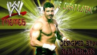 "Eddie Guerrero 9th WWE Theme Song ""Lie, Cheat & Steal"""