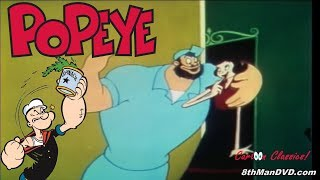POPEYE THE SAILOR MAN: A Haul in One (1956) (Remastered) (HD 1080p)