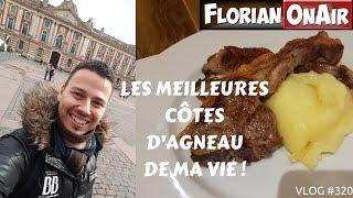 Les MEILLEURES CÔTES D'AGNEAU de ma vie! -VLOG #320