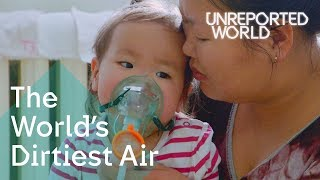 Dying to breathe: Mongolia