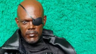 Hot Toys Nick Fury-Winter Soldier