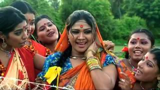 Nokshi Khatar Math | Bangle Telefilm Song 01 | A.R. Montu |