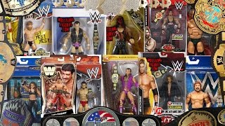 EVERY WWE Championship Mattel Have Ever Made!!! (& How To Get Them)