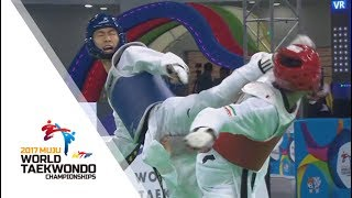 2017 World Taekwondo Championships MUJU _ Final match (Men -63kg)