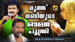 മുത്ത്നബിയുടെ ഓമനപുത്രി | Mappila Pattukal Old Is Gold | Malayalam Mappila Songs | Fathima Beevi