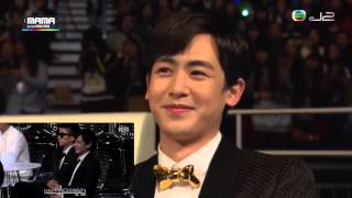 [HD] KhunFany Moment (+Khun Fancam) in MAMA 2014