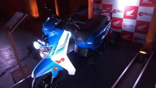 Honda Cliq | Launch & Price | Motown India