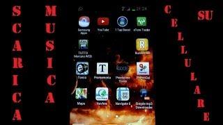 Come scaricare o ascoltare canzoni mp3 su Cellulare Android (TUTTO GRATIS)