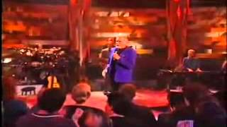 Kenny Rogers-  Love will turn you be around.  Live