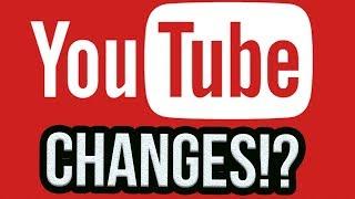 YouTube Makes MAJOR Monetization Changes & Creators React