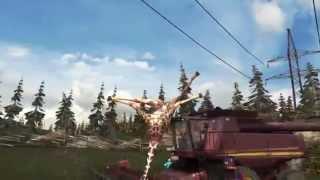 Goat Simulator Official Mobile Trailer