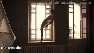 Phototours-Ukraine fashion,nude and glamour workshops and Ukrainian models!