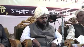 Bangla Waz by Md Salim Uddin Chandgram A U Fazil Degre Madrasha Anual 57th Waz Mahfil 2015 PART 6