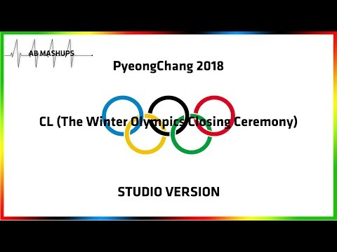 Download Intro + The Baddest Female Remix + I Am The Best Remix The Winter Olympics Closing Ceremony Studio V free
