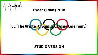Intro + The Baddest Female Remix + I Am The Best Remix The Winter Olympics Closing Ceremony Studio V