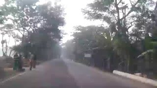 drive private car in barishal highway