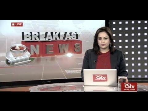 English News Bulletin – Mar 24, 2017 (8 am)