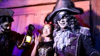 Treasure Cove Ghost Pirates: Haunt in the Dark - Shanghai Disneyland - Shanghai Disney Resort