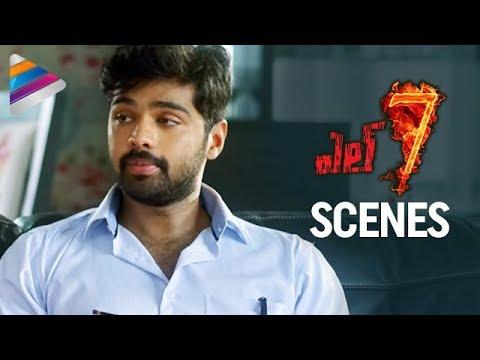 Lady Tempts Adith Arun L7 Latest Telugu Movie Scenes Pooja Jhaveri Vennela Kishore