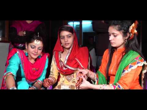 punjabi weddings gagan weds charan by gill's photography