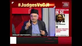 Big Lawyers Roundtable On Judicial Crisis : Has The Supreme Court Been Compromised ?