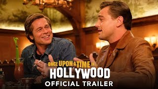 ONCE UPON A TIME... IN HOLLYWOOD | Official Trailer | August 9