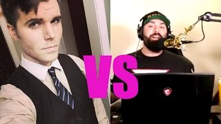 Onision Wants $180k+/year From Fans, Keemstar Calls Him Out, Onision Suing Keemstar