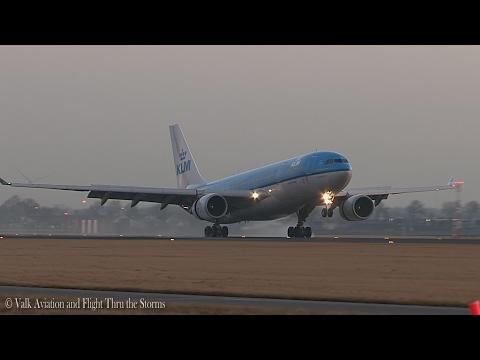 Last Flight of Captain A330 Hans Biesters