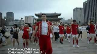 PSY   KOREA MV