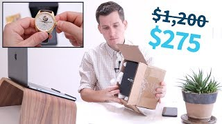 Got a $1,200 Watch for $275 | Watch Gang Unboxing and Review