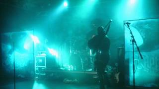 Arkona's Andrey and Vladimir - Drum- and bagpipesolo at La Guerre des Gaules - 25-10-2014