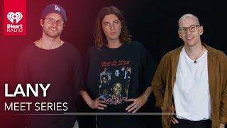 "Meet ""ILYSB"" Musicians LANY | Meet Series"