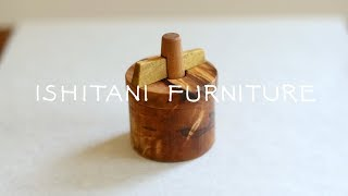 ISHITANI - Making a Wooden Ring Box