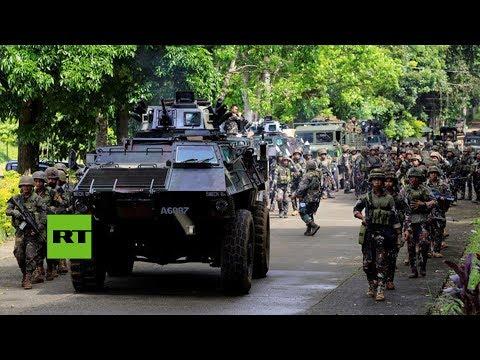 La crisis en Filipinas