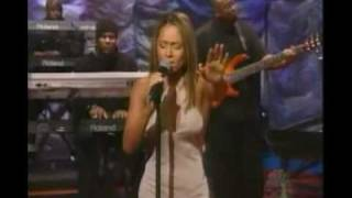 Tamia - Stranger in my house live @ TV Show