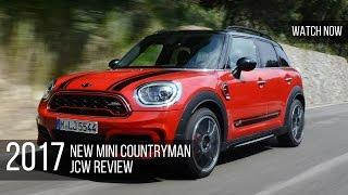 [WATCH NOW] 2017 Mini Countryman JCW Review