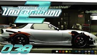 NEED FOR SPEED UNDERGROUND 2   Part 38 - Neue Haut für den RX7   Full HD + Deutsch   Let's Play
