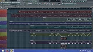 Adele Set fire - Remake flp free download by DJtraketo