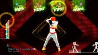 Imposs feat. Konshens - Feel So Right | Full Gameplay | Just Dance 2014