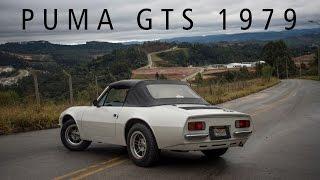 Puma GTS 1979 (Pedindo Passagem)