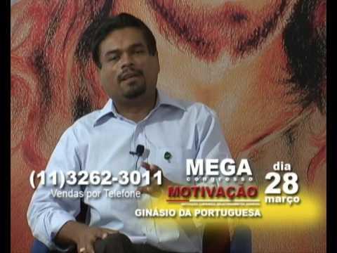 Walter Sandro Mega Congresso de Motivação no Ginásio da Portuguesa DIA 28 DE MARÇO DE 2010