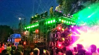 GREEN DJ NIGHT SHOW 2018 .by youtube swag.